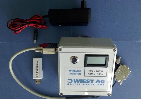 Wireless-Adapter, LaserLAB