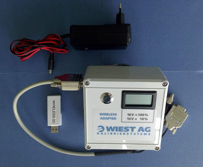 Wireless-Adapter for LaserLAB