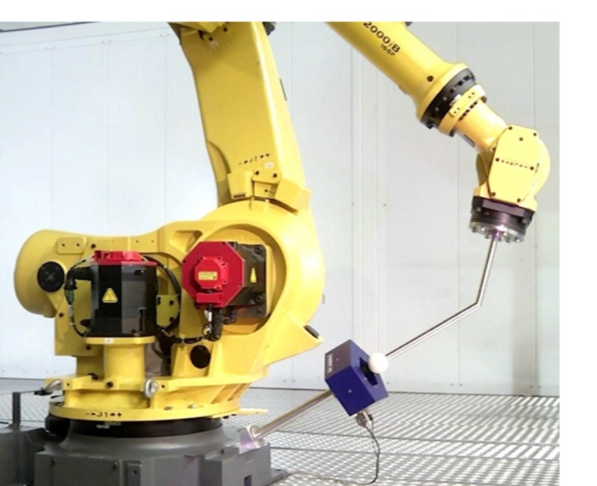 Fanuc mastering using LaserLAB